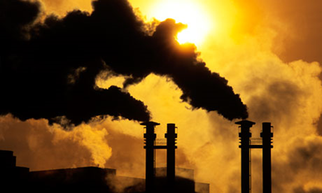 Economic recession has failed to curb rising emissions, undermining hope of keeping global warming to safe levels. Photograph: Dave Reede / All Canada Photos / Corbis / guardian.co.uk