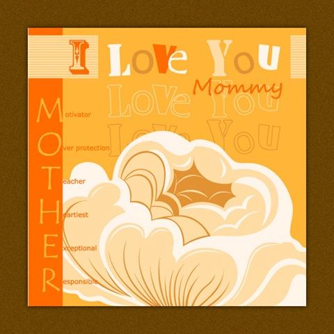 Diseños Feliz Día de la Madre