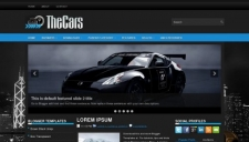 Thecars blogger template 225x128