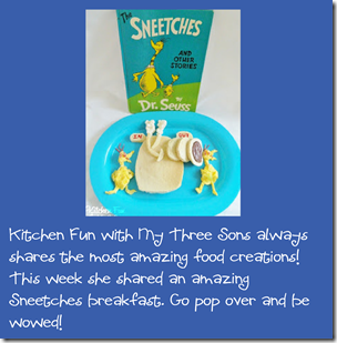 Dr. Seuss Sneetches Breakfast