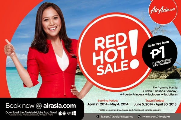 EDnything_Air Asia Red Hot Piso Sale