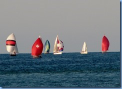 3703 Ontario Sarnia - Lake Huron - sailboat race