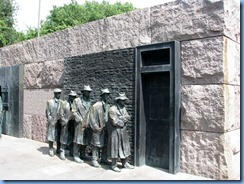 1606 Washington, D.C. - Franklin D. Roosevelt Memorial