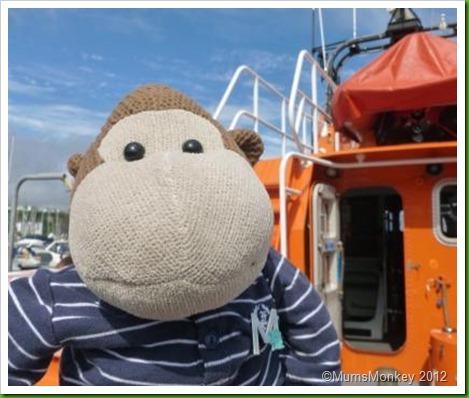 Lifeboat Brixam.
