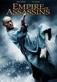 Empire Of Assassins Poster