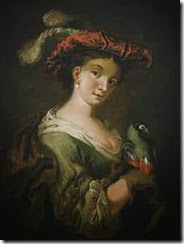 attributed_to_christian_wilhelm_ernst_dietrich_a_lady_holding_a_parrot_d5610429h