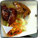 Combo Chicken, Hot & Soya