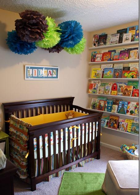 Frugal with a Flourish: Nursery Reveal!