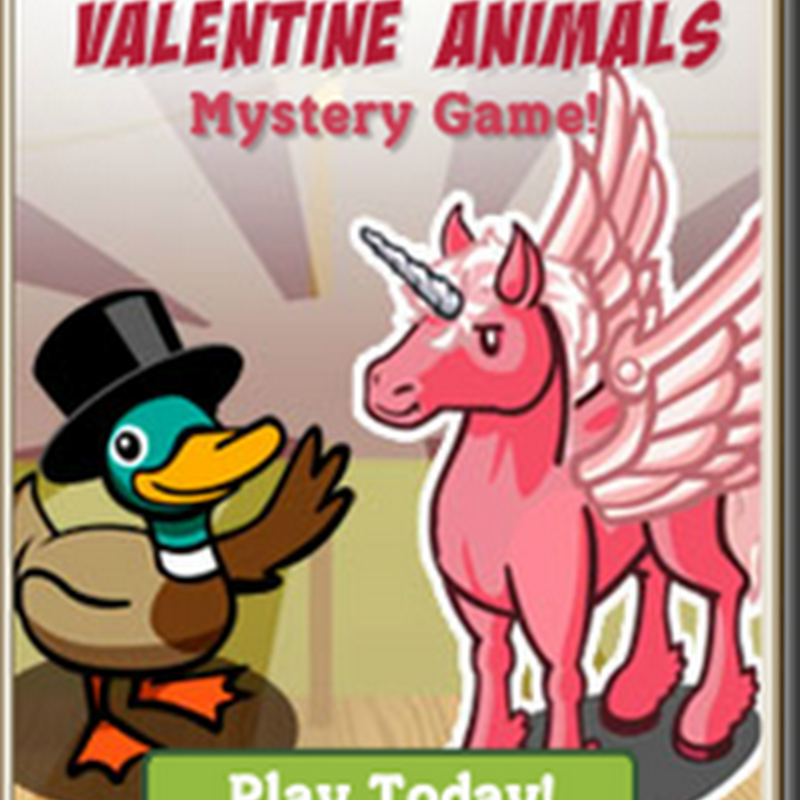 Mystery Game Prizes–30th January, 2012