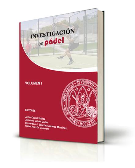"""Libro """"Investigación en Pádel"""" próximamente a la venta. Conocimiento científico al servicio del pádel."""