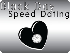 black day speed dating