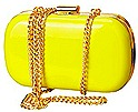H&M Conscious 2012 Collection SPRING clutch sling chain bag eco green substainability