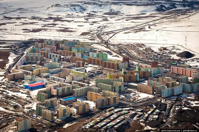 norilsk-13