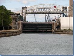 4954 Michigan - Sault Sainte Marie, MI -  St Marys River - Soo Locks Boat Tours
