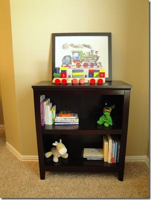 9.  Bookshelf