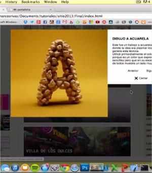 #12 Portafolio web con jQuery - Galería de imágenes 3