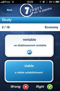 Learn French with 7 jours sur la planète 2