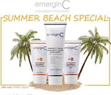 summer beach special