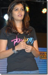 Colors Swathi Latest Photos at Swamy Ra Ra Audio Launch