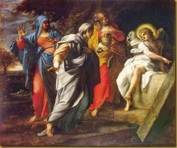 MUJERES EN EL SEPULCRO DE JESUS1