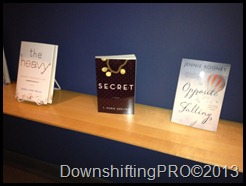 DownshiftingPRO_RandomHouseCanada_#RHCBloggerLove_4_secretnovels
