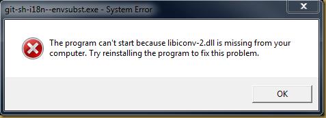 git-error