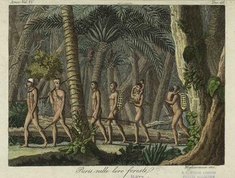 Índios Puris, ca. 1823-1838,  Giulio Ferrario