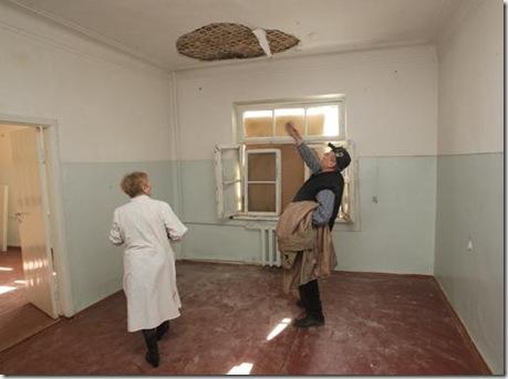 Именно в этом здании и будет размещена уникальная инфекционная больница
