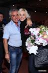 Carlos Di Doménico e Ingrid Grudke. Gentileza: Express News.