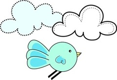 cute_little_cartoon_bird_flying__soaring_through_the_clouds_0515-1003-1906-0354_SMU
