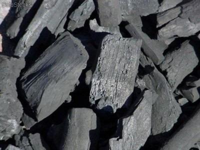 carbon de madera
