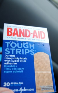 Accessible Band aids