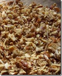 trimmed Crunchy Granola