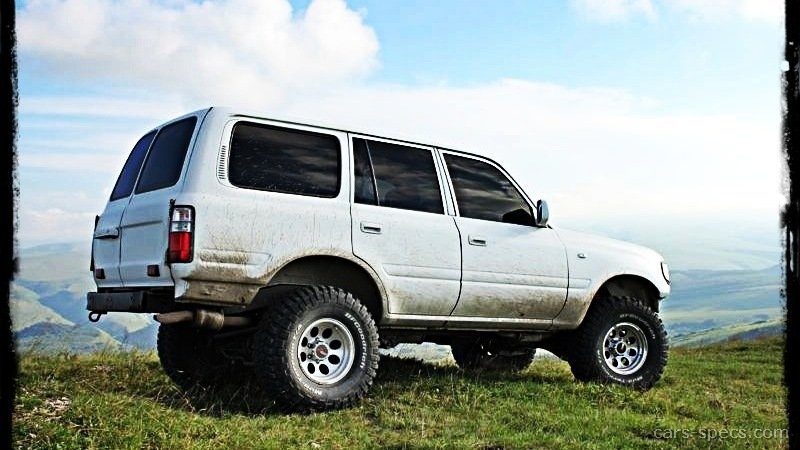1994 toyota land cruiser suv specifications pictures prices. Black Bedroom Furniture Sets. Home Design Ideas
