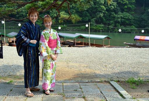 60 - Glória Ishizaka - Arashiyama e Sagano - Kyoto - 2012