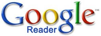 Google Reader - logo