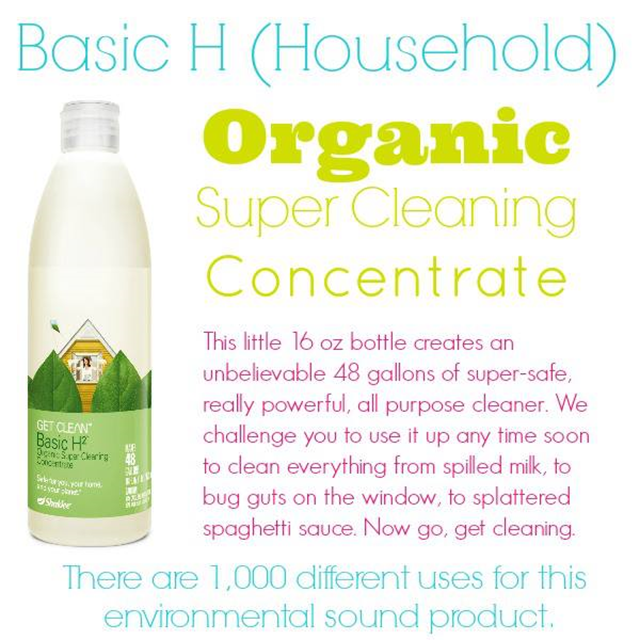 Basic H Organic