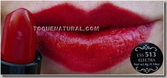 513 - NYX Round Lipstick - Electra boca1[3]