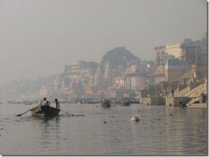 Pemandangan Sepanjang Sungai Gangga8