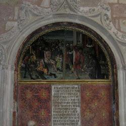 94 - Sepulcro del Doncel Vazquez de Arce de la Catedral de Sigüenza