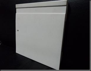 rodapé interfloor PVC 1