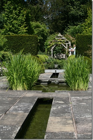 Rill garden