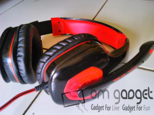 Review Headset Gaming Sades SA-905 - Terjangkau dengan 7.1 Surround Sound