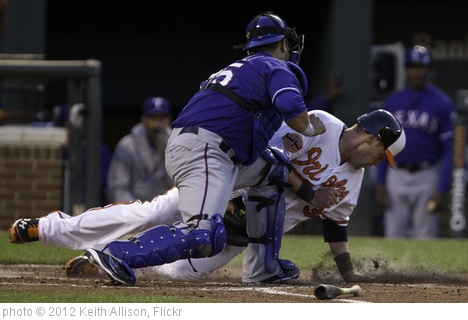 'Mike Napoli, Matt Wieters' photo (c) 2012, Keith Allison - license: http://creativecommons.org/licenses/by-sa/2.0/