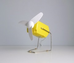 Desk fan by Severin (Germany)