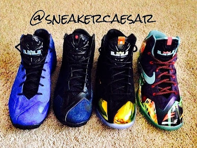 nike lebron 11 nsw sportswear ext colorways 1 01 LeBron XI EXT Collection by Nike Sportswear   New Images