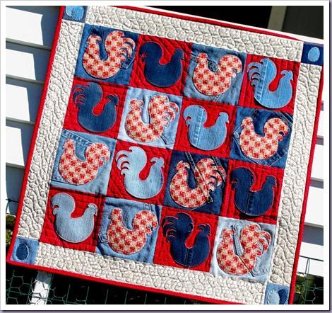 Heather's chx quilt
