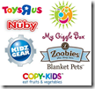 Toddler-Preschooler Prize Pack Giveaway