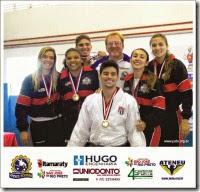 Noticia www.judo.org.br - Equipe AD Ateneu Mansor