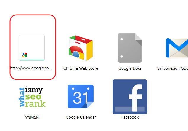 Crear una app para Chrome